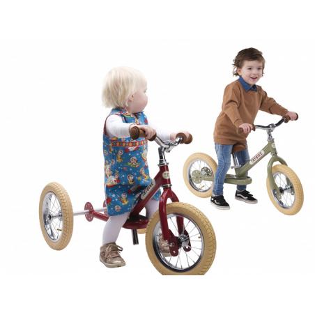 Acheter Draisienne 2 roues vintage bleu - Trybike - 99,00€ en ligne sur La Petite Epicerie - Loisirs créatifs