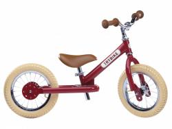 Acheter Draisienne 2 roues vintage rouge - Trybike - 99,00€ en ligne sur La Petite Epicerie - Loisirs créatifs