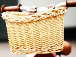 Acheter Petit panier en osier pour draisienne Trybike - 19,99€ en ligne sur La Petite Epicerie - Loisirs créatifs