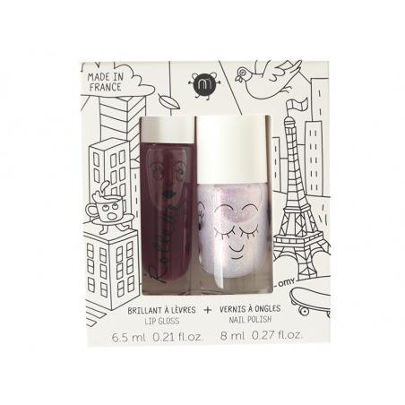 Acheter Brillant à lèvres et vernis à ongles - Lovely City - 15,89€ en ligne sur La Petite Epicerie - Loisirs créatifs