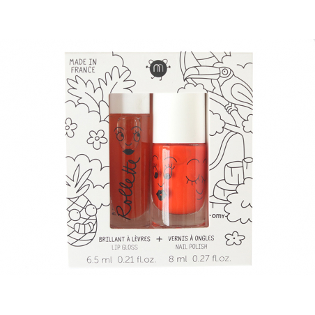 Acheter Brillant à lèvres et vernis à ongles - Tropical Toucan - 16,49€ en ligne sur La Petite Epicerie - Loisirs créatifs