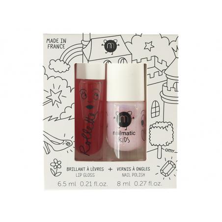 Acheter Brillant à lèvres et vernis à ongles - Fairytales - 15,89€ en ligne sur La Petite Epicerie - Loisirs créatifs