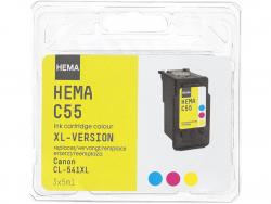Acheter Cartouche d'encre couleur Canon C55 - 23,00€ en ligne sur La Petite Epicerie - Loisirs créatifs