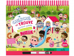 Acheter Cherche et trouve - Des tout-petits - 9,95€ en ligne sur La Petite Epicerie - Loisirs créatifs