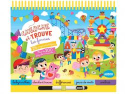 Acheter Cherche et trouve - Les formes ! - 9,95€ en ligne sur La Petite Epicerie - Loisirs créatifs