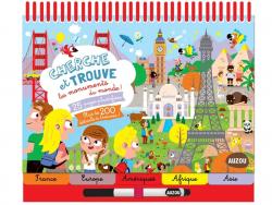 Acheter Cherche et trouve - Les monuments du monde ! - 9,95€ en ligne sur La Petite Epicerie - Loisirs créatifs