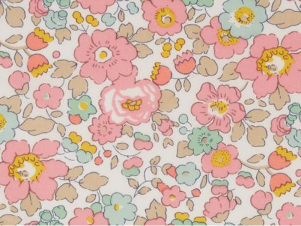 Acheter Tissu Liberty Betsy - Edition 40 ans - 2,64€ en ligne sur La Petite Epicerie - Loisirs créatifs
