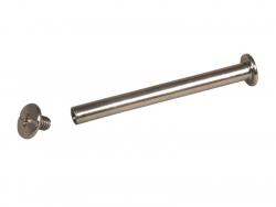 Acheter 4 broches en métal avec vis - Argent - 1,99€ en ligne sur La Petite Epicerie - Loisirs créatifs