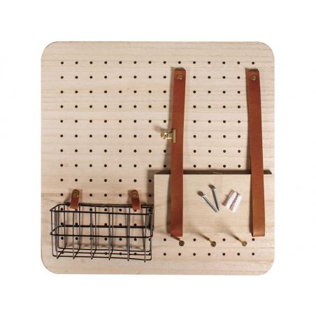 Acheter Kit pour débutants - Pegboard en bois - 24,99€ en ligne sur La Petite Epicerie - Loisirs créatifs