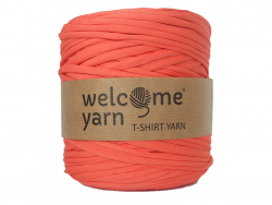 Acheter Grande bobine de fil trapilho - orange saumon - 7,90€ en ligne sur La Petite Epicerie - Loisirs créatifs