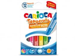 Acheter Set de 12 gouaches solides - Temperello - Carioca - 12,89€ en ligne sur La Petite Epicerie - Loisirs créatifs