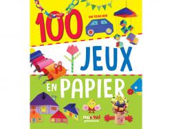 Acheter Livre 100 jeux en papier - Kim Young-Man - 9,90€ en ligne sur La Petite Epicerie - Loisirs créatifs