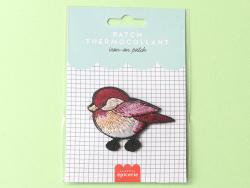Acheter Écusson thermocollant - Moineau dodu - 2,99€ en ligne sur La Petite Epicerie - Loisirs créatifs