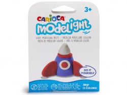 Acheter Pâte à modeler Transport - Fusée - Carioca - 2,99€ en ligne sur La Petite Epicerie - Loisirs créatifs