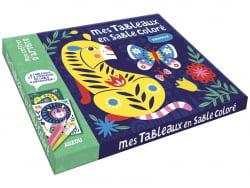 Acheter Coffret Mes tableaux en sable coloré - Animaux - 12,95€ en ligne sur La Petite Epicerie - Loisirs créatifs