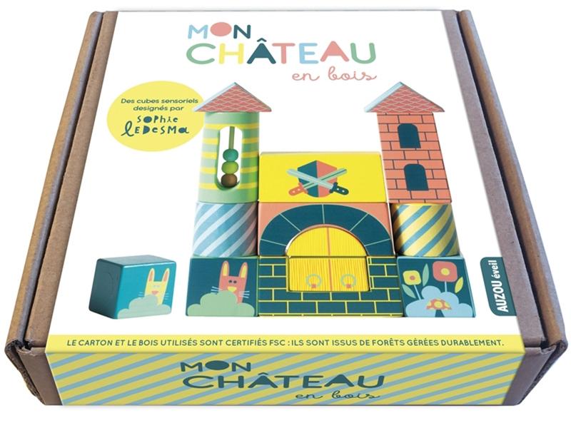 Acheter Kit Mon château en bois - Eveil - 17,95€ en ligne sur La Petite Epicerie - Loisirs créatifs