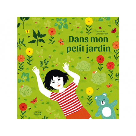 Acheter Livre Dans mon petit jardin - L. Major et C. Pollet - 16,00€ en ligne sur La Petite Epicerie - Loisirs créatifs