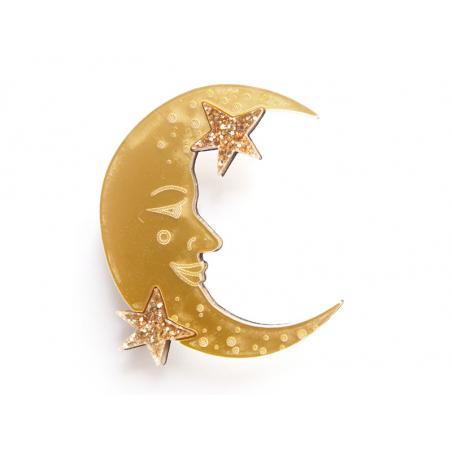 Acheter Kit broche - Lune - 9,99€ en ligne sur La Petite Epicerie - Loisirs créatifs