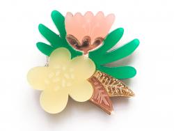 Acheter Kit broche - Fleurs sauvages - 11,99€ en ligne sur La Petite Epicerie - Loisirs créatifs