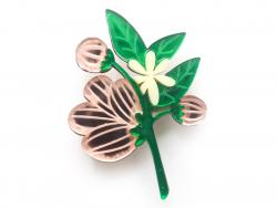 Acheter Kit broche - Bourgeons - 11,99€ en ligne sur La Petite Epicerie - Loisirs créatifs
