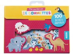 Acheter Pochette de 100 gommettes - Les bébés animaux - 3,95€ en ligne sur La Petite Epicerie - Loisirs créatifs