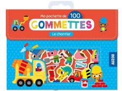 Acheter Pochette de 100 gommettes - Le chantier - 4,95€ en ligne sur La Petite Epicerie - Loisirs créatifs