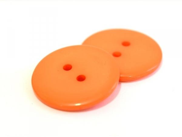 Acheter Bouton plastique 23 mm corail - 0,39€ en ligne sur La Petite Epicerie - Loisirs créatifs
