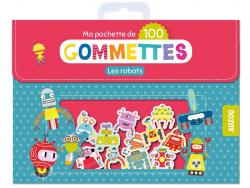 Acheter Pochette de 100 gommettes - Les robots - 3,95€ en ligne sur La Petite Epicerie - Loisirs créatifs