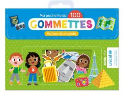 Acheter Pochette de 100 gommettes - Autour du monde - 4,95€ en ligne sur La Petite Epicerie - Loisirs créatifs