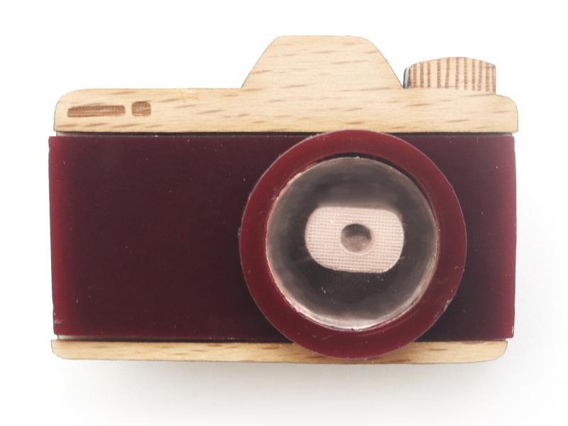 Acheter Kit broche - Appareil photo vintage - 11,99€ en ligne sur La Petite Epicerie - Loisirs créatifs