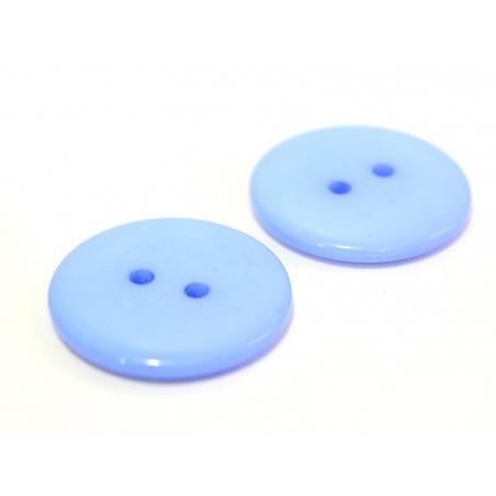 Acheter Bouton plastique 23 mm bleu - 0,39€ en ligne sur La Petite Epicerie - Loisirs créatifs