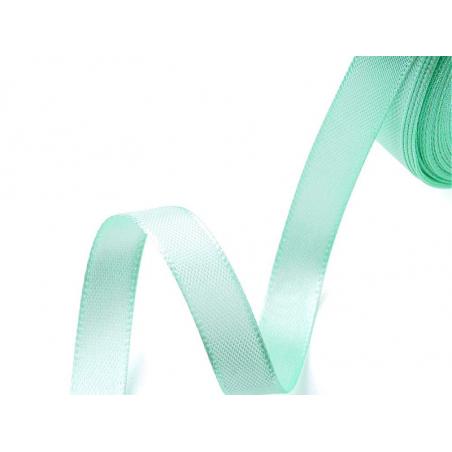 Acheter Bobine de satin 5cm x 22m - Vert menthe - 7,99€ en ligne sur La Petite Epicerie - Loisirs créatifs