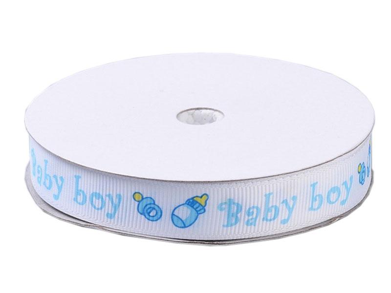 Acheter Bobine ruban 1.5cm x 18m - Baby Boy - 7,99€ en ligne sur La Petite Epicerie - Loisirs créatifs