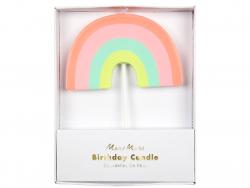 Acheter Bougie Arc-en-ciel - 6,59€ en ligne sur La Petite Epicerie - Loisirs créatifs