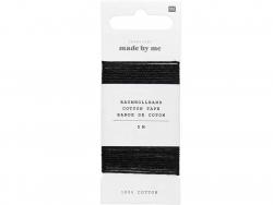 Acheter Petite bobine de fil de coton ciré 1 mm x 5 m - Noir - 0,99€ en ligne sur La Petite Epicerie - Loisirs créatifs