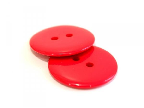 Acheter Bouton plastique 23 mm rose cerise - 0,39€ en ligne sur La Petite Epicerie - Loisirs créatifs