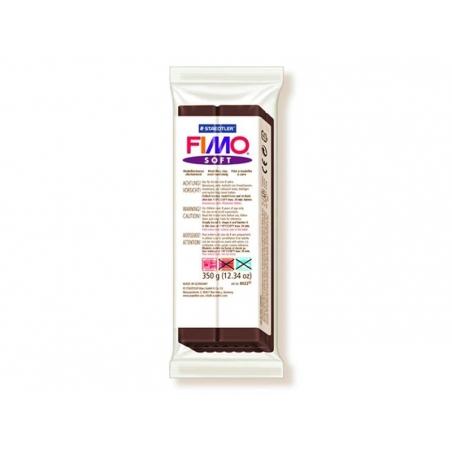 Fimo Soft - chocolate no.75 (350 g)