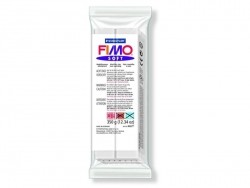 Pâte Fimo Blanc 00 Soft 350 g