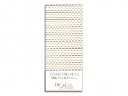 Coupon tissu à motifs - Arlequin Toga - 1