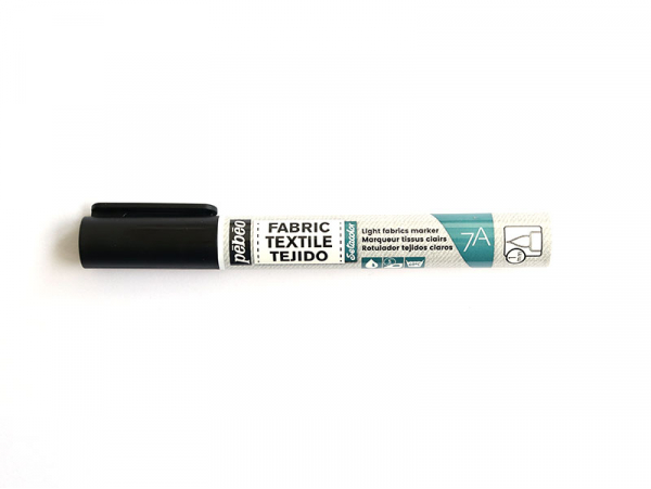 Acheter Feutre pour tissus clairs Pebeo - Noir - 4,30€ en ligne sur La Petite Epicerie - Loisirs créatifs