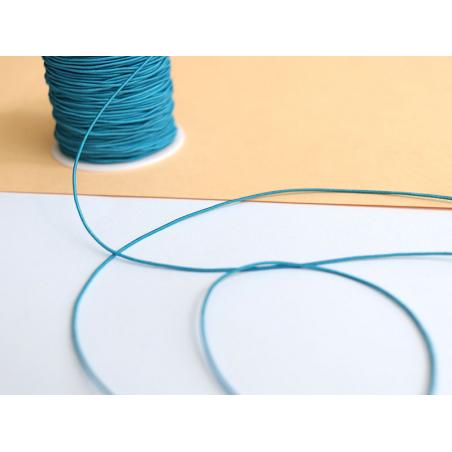Acheter 1 m de cordon élastique 1 mm - Bleu ciel - 0,69€ en ligne sur La Petite Epicerie - Loisirs créatifs