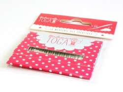 Set of 25 needles and a needle threader