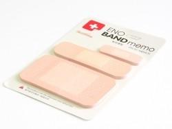 Plaster sticky notes