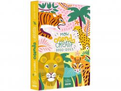 """Acheter Agenda scolaire 2020-2021 - """"Mon agenda créatif"""" Auzou - 9,95€ en ligne sur La Petite Epicerie - Loisirs créatifs"""