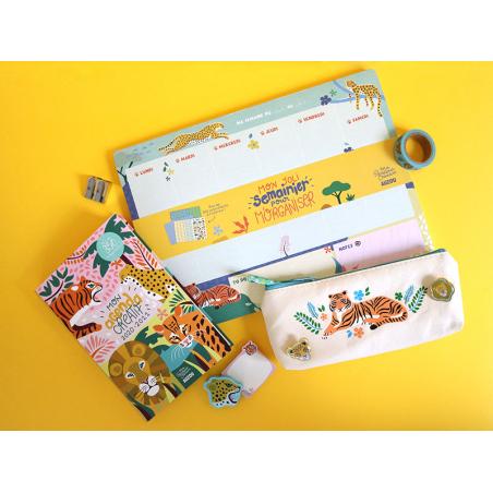 Acheter Trousse Félins - Auzou - 4,95€ en ligne sur La Petite Epicerie - Loisirs créatifs