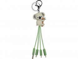 Acheter Câble de recharge multiple Koala - Legami - 10,99€ en ligne sur La Petite Epicerie - Loisirs créatifs