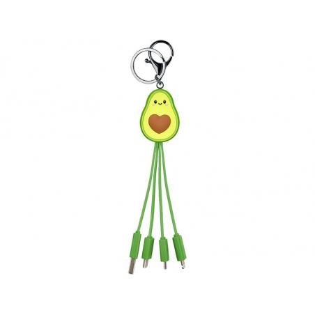 Acheter Câble de recharge multiple Avocat - Legami - 10,99€ en ligne sur La Petite Epicerie - Loisirs créatifs