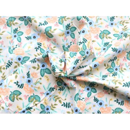 Acheter Tissu coton Rifle Paper - Birch Blush - 2,09€ en ligne sur La Petite Epicerie - Loisirs créatifs