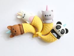 Acheter Lot de 4 gommes animaux licornes-sirènes - Gogopo - 2,49€ en ligne sur La Petite Epicerie - Loisirs créatifs