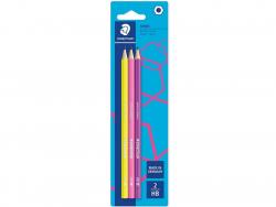 Acheter Lot de 3 crayons graphite HB - Fluo - 3,99€ en ligne sur La Petite Epicerie - Loisirs créatifs
